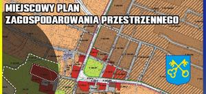 Obwieszczenie o wyłożeniu planu miejscowego