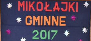 """""""Mikołajki Gminne"""" w Gminie Kamionka'2017 - relacja."""