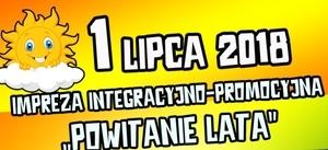 """Videorelacja z imprezy integracyjno-promocyjnej pn.""""Powitanie Lata"""""""