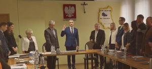 Zapis video I sesji Rady Gminy Kamionka VIII kadencji samorządowej