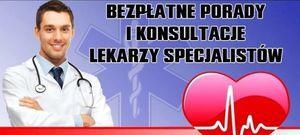 """Bezpłatne porady lekarzy specjalistów w ramach piątej """"Białej Niedzieli"""""""