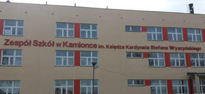 Zakończenie robót termomodernizacyjnych w  Zespole Szkół w Kamionce