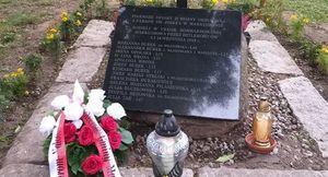 80. rocznica bombardowania Markuszowa
