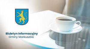 Nowy Biuletyn Informacyjny Gminy Markuszów