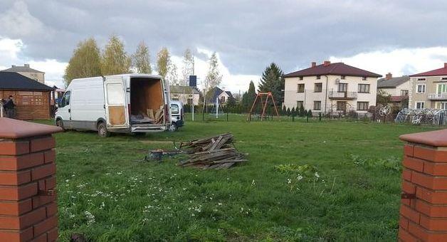Przebudowa boiska sportowego w m. Markuszów
