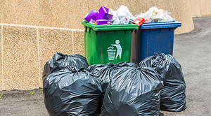 Przypomnienie o opłatach za gospodarowanie odpadami komunalnymi