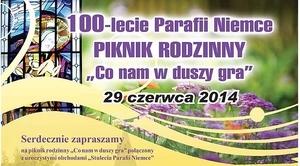 100-lecie Parafii Niemce