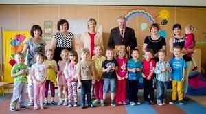 Pierwszy rok projektów unijnych w naszych przedszkolach za nami