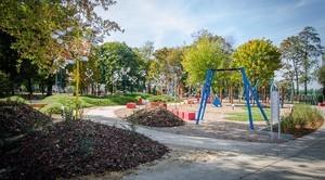 Park w Niemcach prawie gotowy