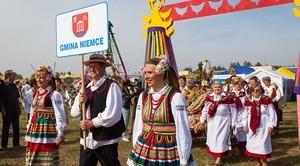Dożynki Wojewódzkie 2014 – niezapomniana impreza w Niemcach