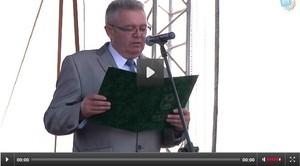 VIDEO - Relacja filmowa z Dożynek Wojewódzkich
