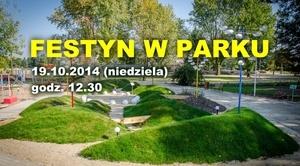ZAPRASZAMY na oficjalne otwarcie i poświęcenie parku w Niemcach