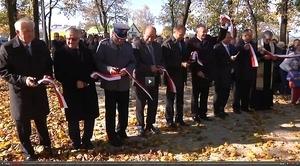 VIDEO - relacja z uroczystego otwarcia parku w Niemcach