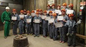 Uczniowie z Rudki Kozłowieckiej wygrali wycieczkę do Wieliczki