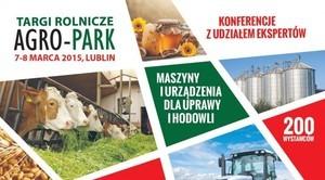 ZAPROSZENIE: Targi Rolnicze AGRO-PARK w Lublinie