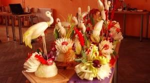 Warsztaty z carvingu w Krasieninie