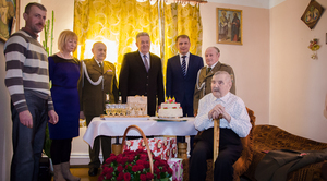 Setne urodziny Pana Piotra z Rudki Kozłowieckiej