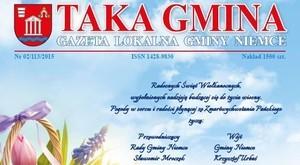 TAKA GMINA - przedświąteczny numer gazety lokalnej