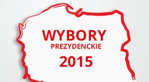 Informacja o warunkach udziału w głosowaniu w obwodach głosowania utworzonych w kraju, w wyborach Prezydenta Rzeczypospolitej Polskiej,  zarządzonych na dzień 10 maja 2015 r.