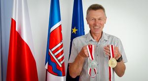 Mieszkaniec naszej gminy mistrzem Polski w biegu na 800 m