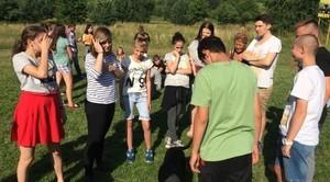Wspomnienia z wakacji Fundacji Sempre a Frente i SKF Sprinter Lublin