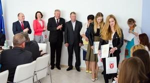 Uroczystości i wiele ciepłych słów na XI Sesji Rady Gminy Niemce