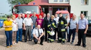 Delegacja z Mołdawii z wizytą w naszej gminie