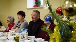 Spotkanie opłatkowe Klubu Seniora w Niemcach
