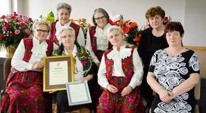 Jubileusz 55-lecia działalności Koła Gospodyń Wiejskich w Niemcach