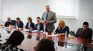 Spotkanie Partnerów projektu MOBILNY LOF - ZIT
