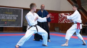 Sukcesy karateków z Gminy Niemce