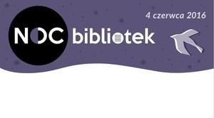 ZAPROSZENIE: do Parku w Niemcach na NOC BIBLIOTEK