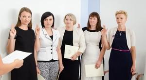 Stypendia i ślubowanie nauczycieli na XXI Sesji Rady Gminy Niemce