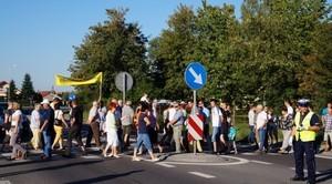 Mieszkańcy Niemiec i okolic domagają się budowy obwodnicy
