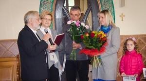 DZIĘKCZYNIENIE - Wernisaż Tadeusza Kuduka w Nasutowie