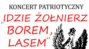 Zaproszenie na koncert z okazji Narodowego Święta Niepodległości