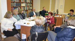 Pierwsze owocne spotkanie Dyskusyjnego Klubu Książki