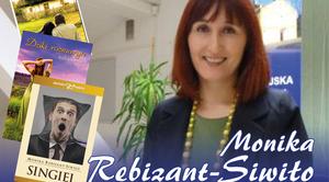 ZAPROSZENIE: na spotkanie autorskie z Moniką Rebizant - Siwiło