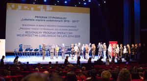 Nasi uczniowie stypendystami Zarządu Województwa Lubelskiego