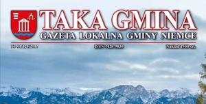 Najnowszy numer gazety lokalnej Taka Gmina
