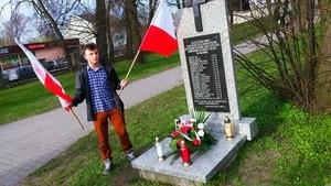 Uroczystości ku czci pomordowanych mieszkańców Krasienina i okolic