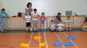 II Przedszkolny Turniej o Puchar Kubusia Puchatka