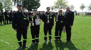 Sukcesy naszych jednostek OSP na zawodach sportowo-pożarniczych