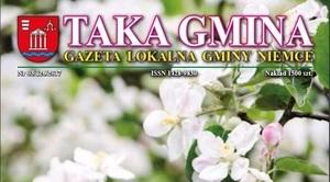 Czerwcowe wydanie lokalnej gazety Taka Gmina
