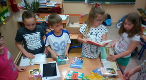 MegaMisja w Szkole Podstawowej w Rudce Kozłowieckiej