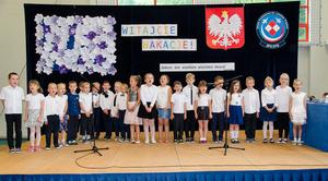 Fotorelacja z uroczystości zakończenia roku szkolnego w naszych placówkach