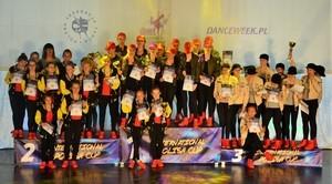 Czerwcowe sukcesy Studia Tańca RYTHM-X