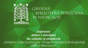 ZAPROSZENIE: do udziału w projekcie ekologicznym GBP w Niemcach