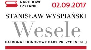 """ZAPROSZENIE: na Narodowe Czytanie """"Wesela"""" w Kazimierzu Dolnym"""