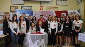 IV Gminny Konkurs Recytatorski Poezji Patriotycznej